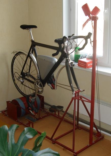 Велотренажер подставка для велосипеда