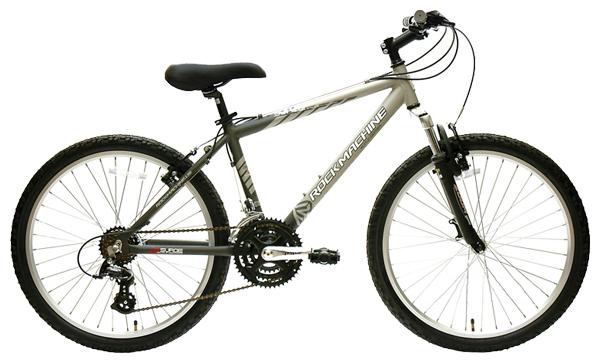 Велосипед ROCK MACHINE Go Big.  Exp Велосипеды в галереях: где кататься...
